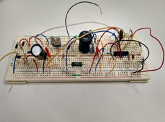 Power Converter Breadboard